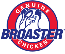 Genuine Broaster Chicken Logo